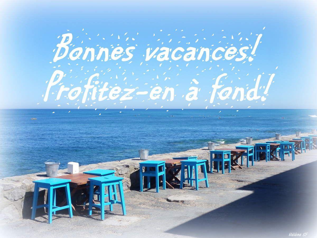 Des Cartes Gratuites Pour Souhaiter De Bonnes Vacances Et En pour Images Bonnes Vacances Gratuites