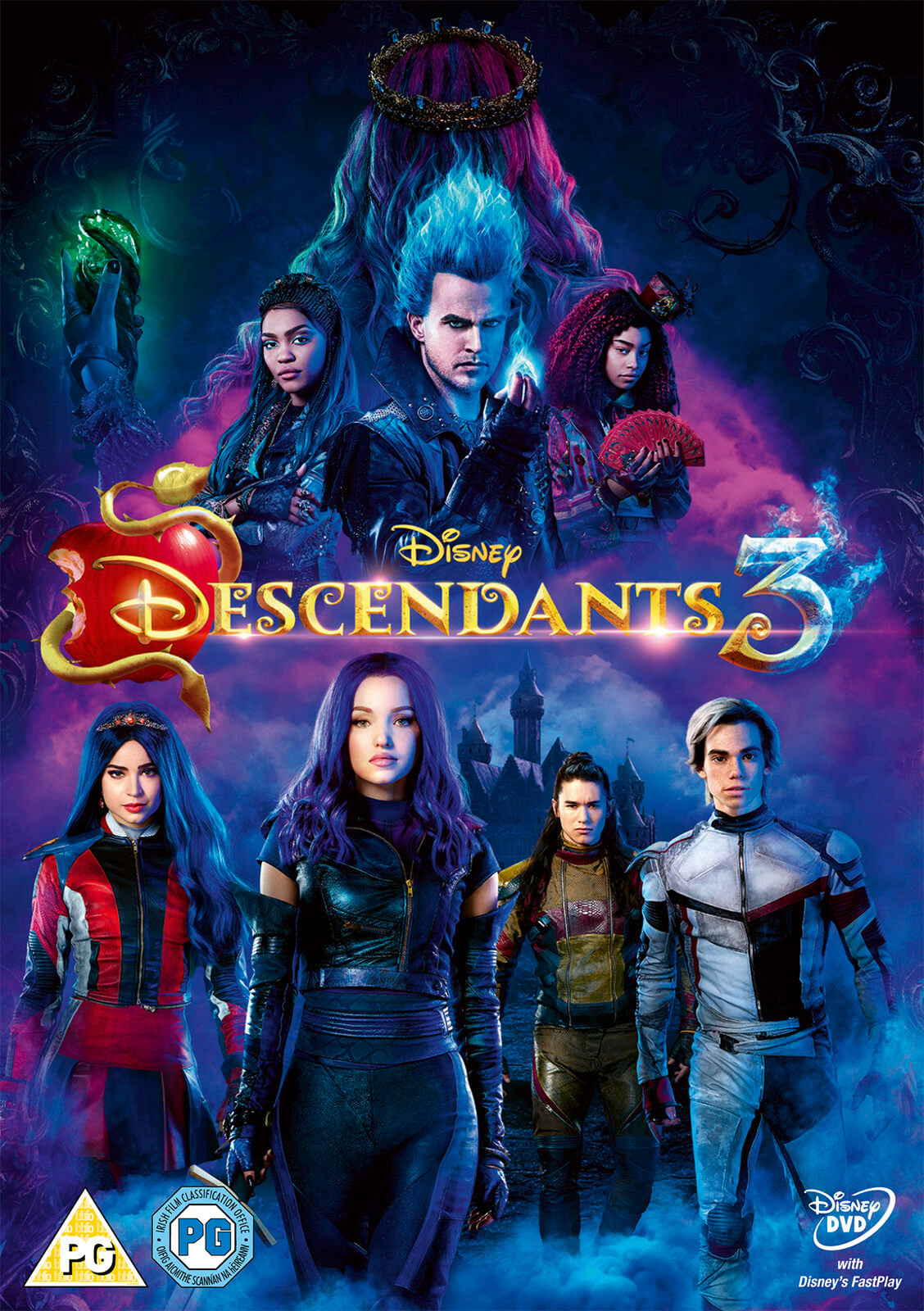 Descendants 3 à Jeux De Descendants