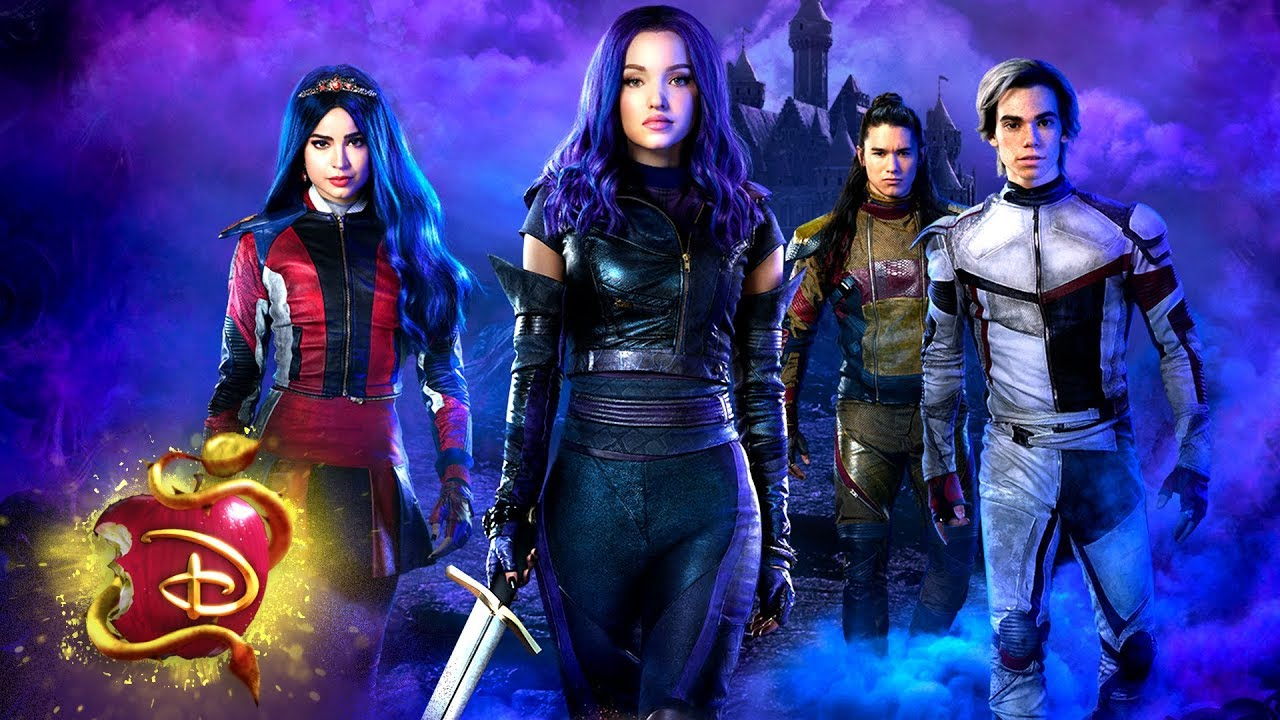 Descendants 3, Le Nouveau Film Disney Channel Original Movie pour Jeux De Descendants