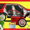 Dessin Animé Camion Cars. Jeux De Voiture Pour Enfant. Voitures En Français  Voiture Accident dedans Jeux De Voiture Accident