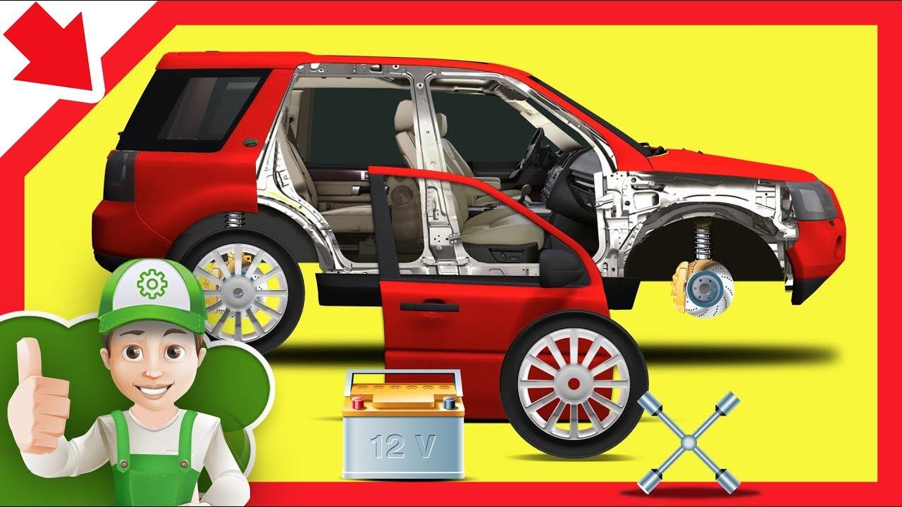 Dessin Animé Camion Cars. Jeux De Voiture Pour Enfant. Voitures En Français  Voiture Accident tout Jeux De Accident De Voiture