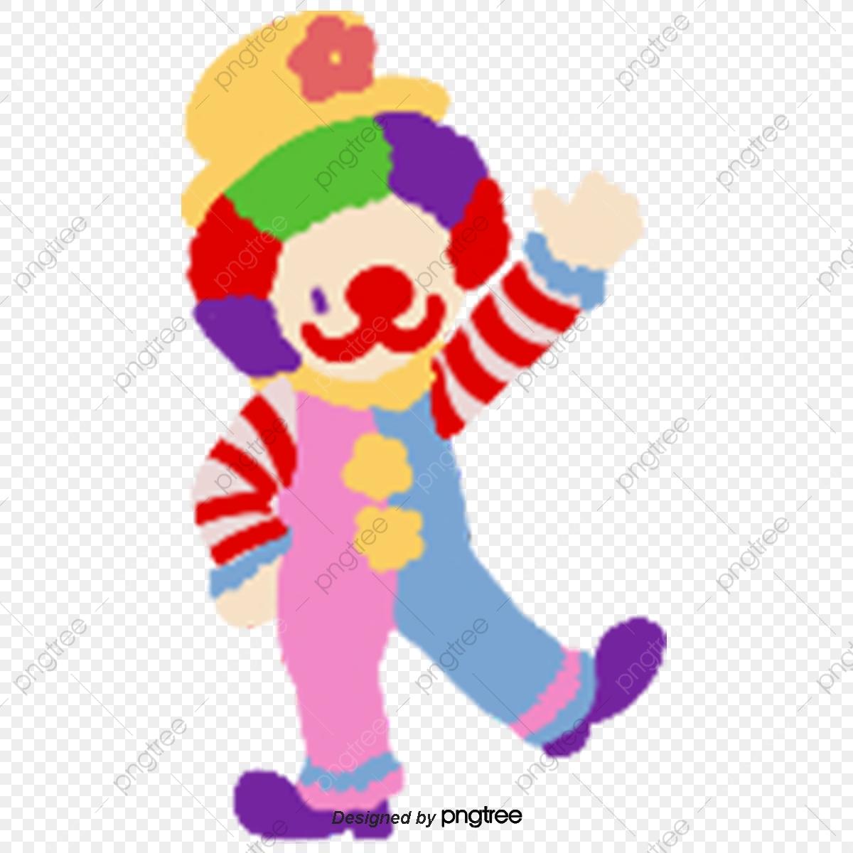 Dessin De Couleurs À Un Clown, Dessin De Clown, Le Clown À encequiconcerne Dessin De Clown En Couleur