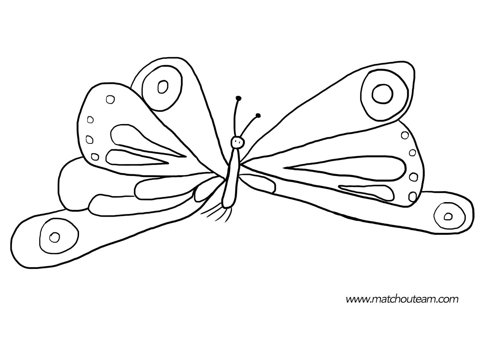Dessin De Papillon À Colorier avec Jeux Papillon Gratuits Ligne