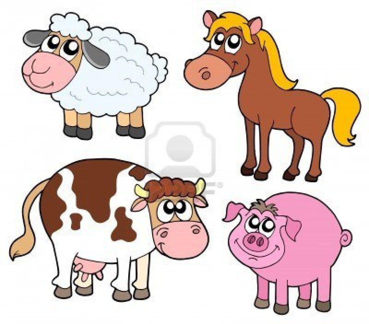 Dessin En Couleurs À Imprimer : Animaux Numéro 196900 à Dessin De Cochon En Couleur