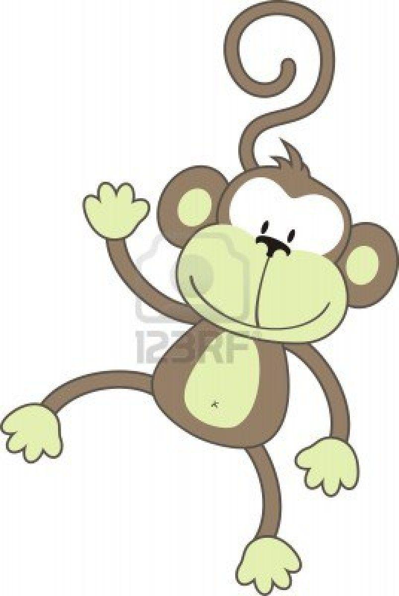 Dessin En Couleurs À Imprimer : Animaux - Singe Numéro pour Photo De Lion A Imprimer En Couleur