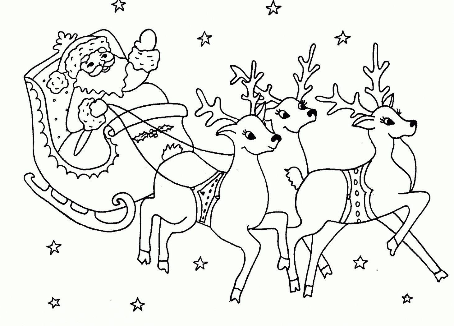 Dessins À Colorier De Noel Gratuit - Kbacha | Kbacha destiné Dessin A Imprimer Pere Noel Gratuit