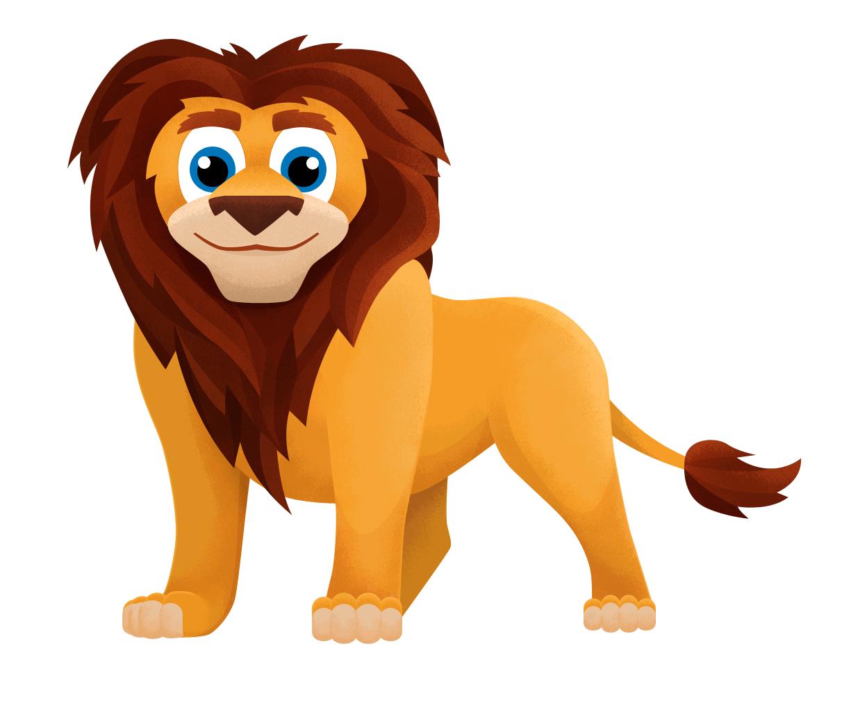 Dessins En Couleurs À Imprimer : Lion, Numéro : 199879 encequiconcerne Photo De Lion A Imprimer En Couleur