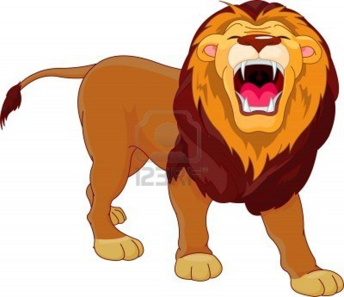 Dessins En Couleurs À Imprimer : Lion, Numéro : 203785 concernant Photo De Lion A Imprimer En Couleur