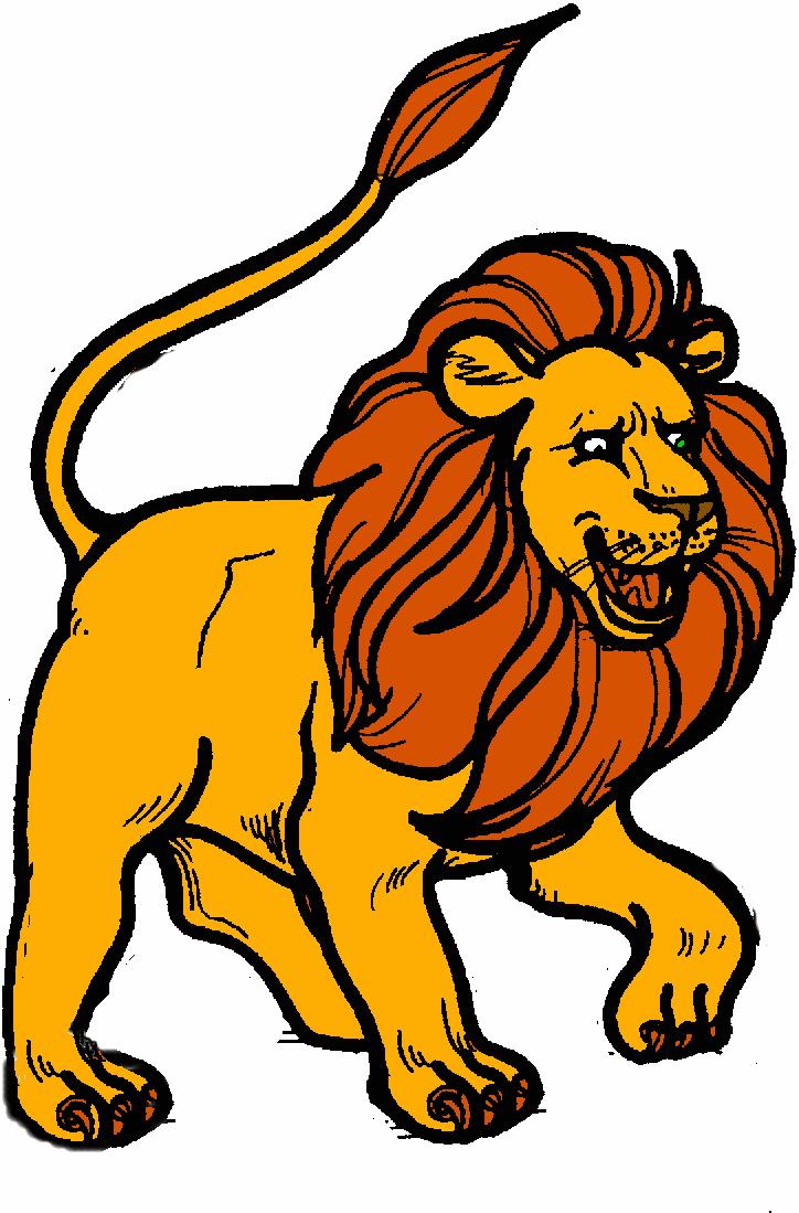 Dessins En Couleurs À Imprimer : Lion, Numéro : 24867 tout Photo De Lion A Imprimer En Couleur