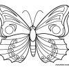 Dessins Gratuits À Colorier - Coloriage Papillon À Imprimer intérieur Dessin À Peindre À Imprimer Gratuit