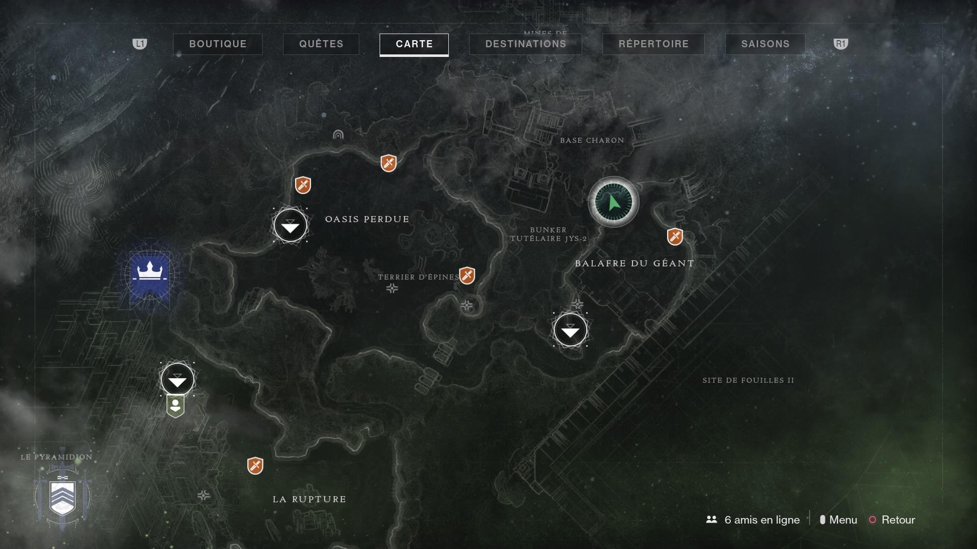 Destiny 2 : Xûr, Où Le Trouver, Objets Vendus, Toutes Les destiné Jeux Ou Il Faut Retrouver Des Objets