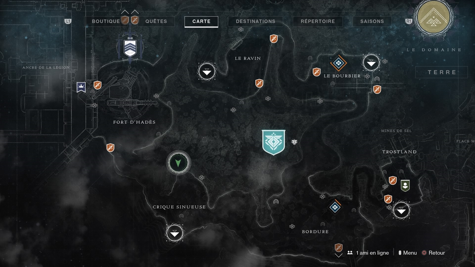 Destiny 2 : Xûr, Où Le Trouver, Objets Vendus, Toutes Les encequiconcerne Jeux Trouver Objet