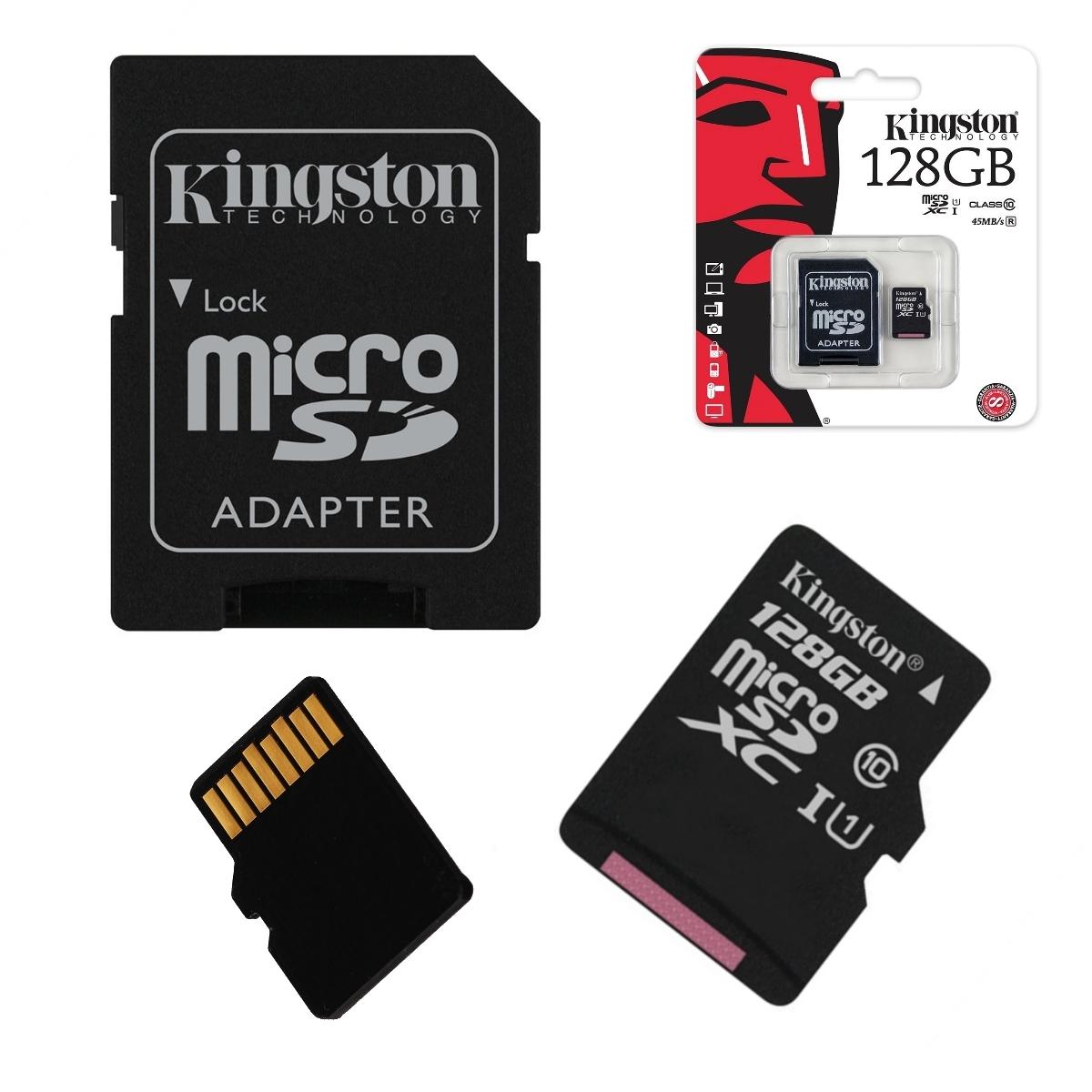Détails Sur Carte Mémoire Micro Sd 128 Go Classe 10 Pour Samsung Tablette  Galaxy Tab S 8.4 avec Carte Memoire Tablette