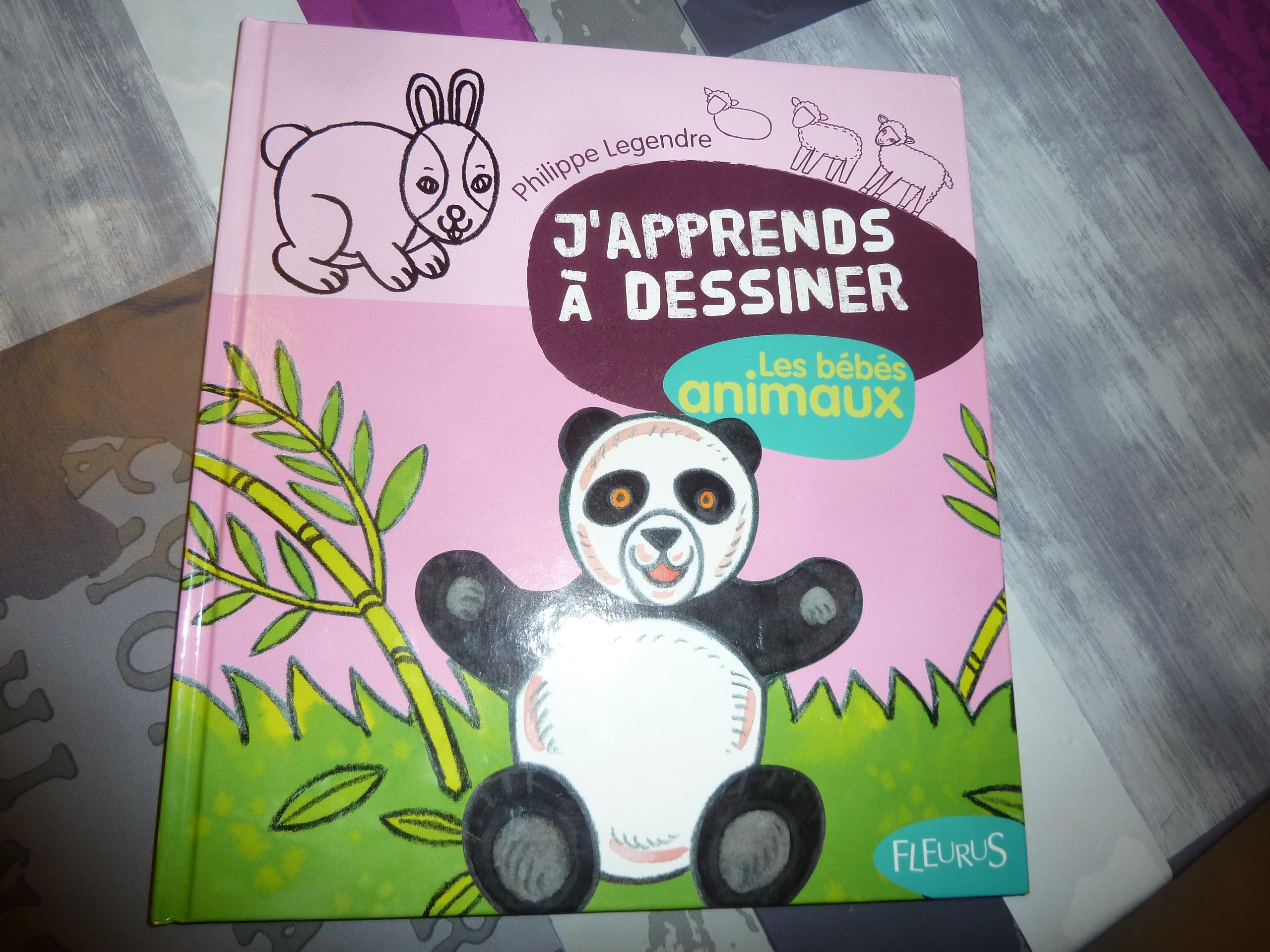 Deux Livres Pour Apprendre À Dessiner Aux Enfants encequiconcerne J Apprend À Dessiner