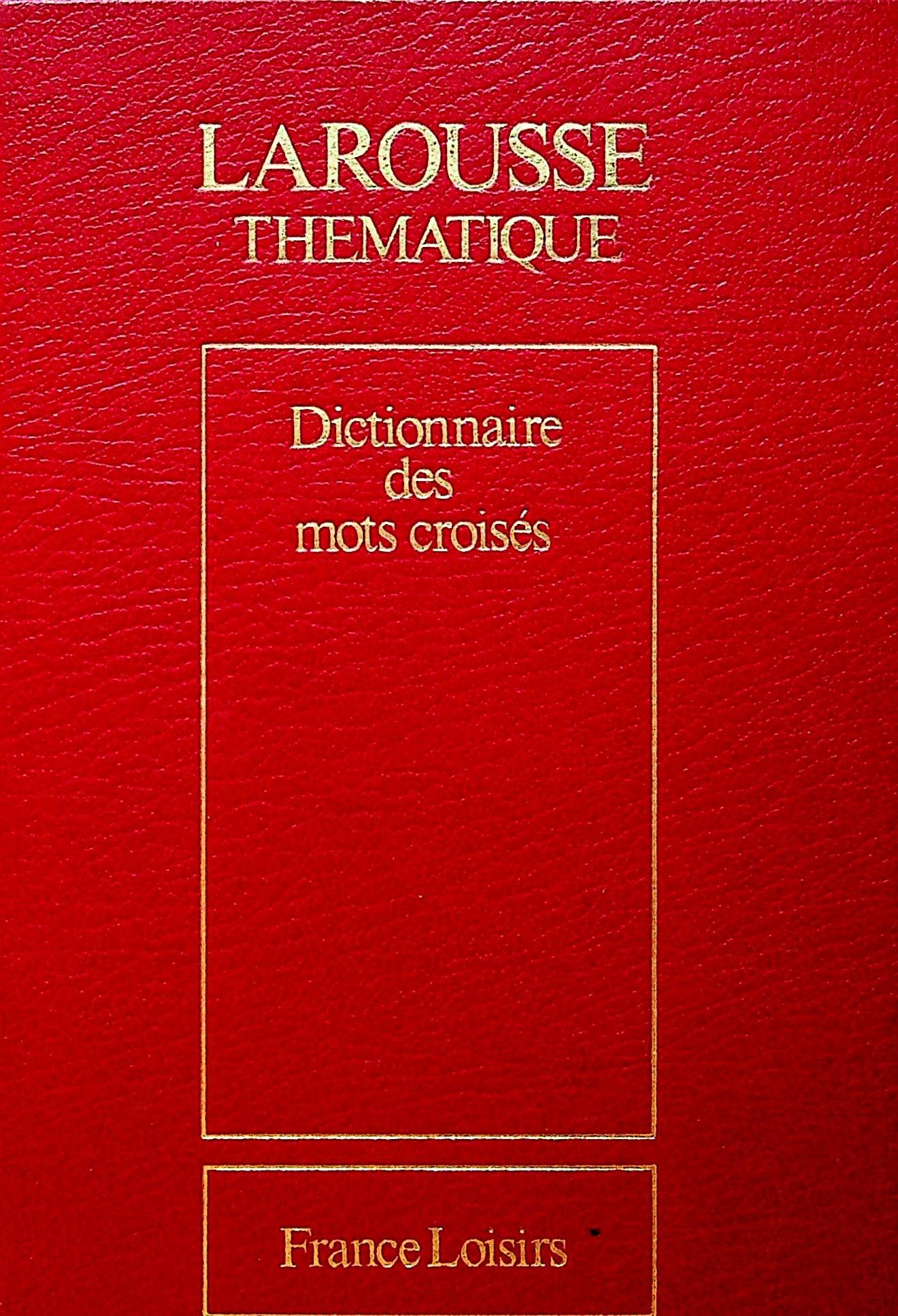 Dictionnaire Des Mots Croisés tout Ordi Mots