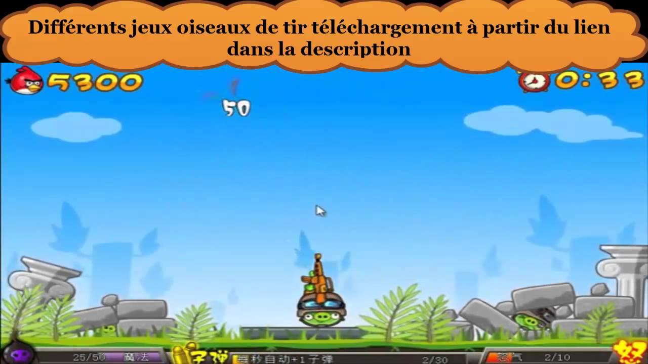 Différents Jeux Oiseau De Tir De Jouer encequiconcerne Jeux De Tir 2