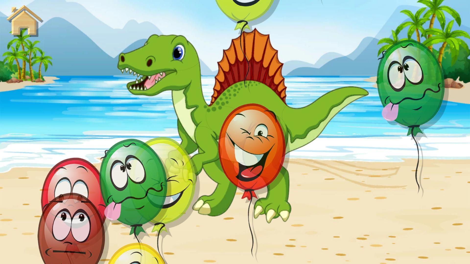 Dino Puzzle - Jeux Educatif Gratuit Pour Android tout Puzzle Facile Gratuit