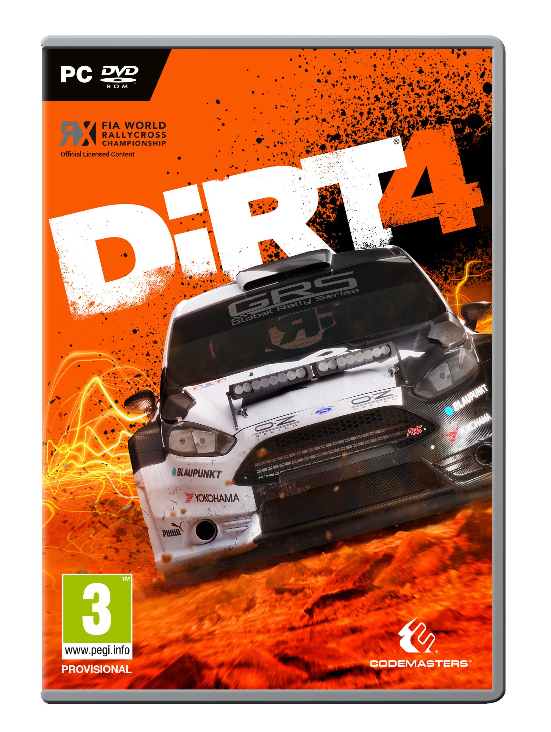 Dirt 4 : Une Vidéo Qui Montre Toutes Les Voitures Tout-Terrain serapportantà Jeux De 4 4 Voiture