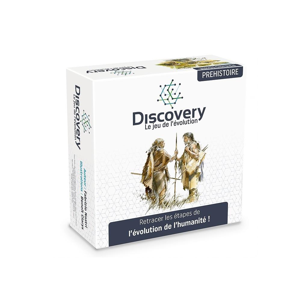 Discovery : Le Jeu De L'évolution - Préhistoire concernant Jeux De Préhistoire
