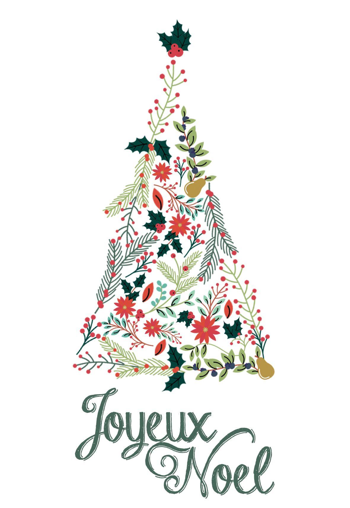 Diy: Cartes De Noël À Télécharger | Diy Carte De Noel, Carte intérieur Ecriture De Noel A Imprimer