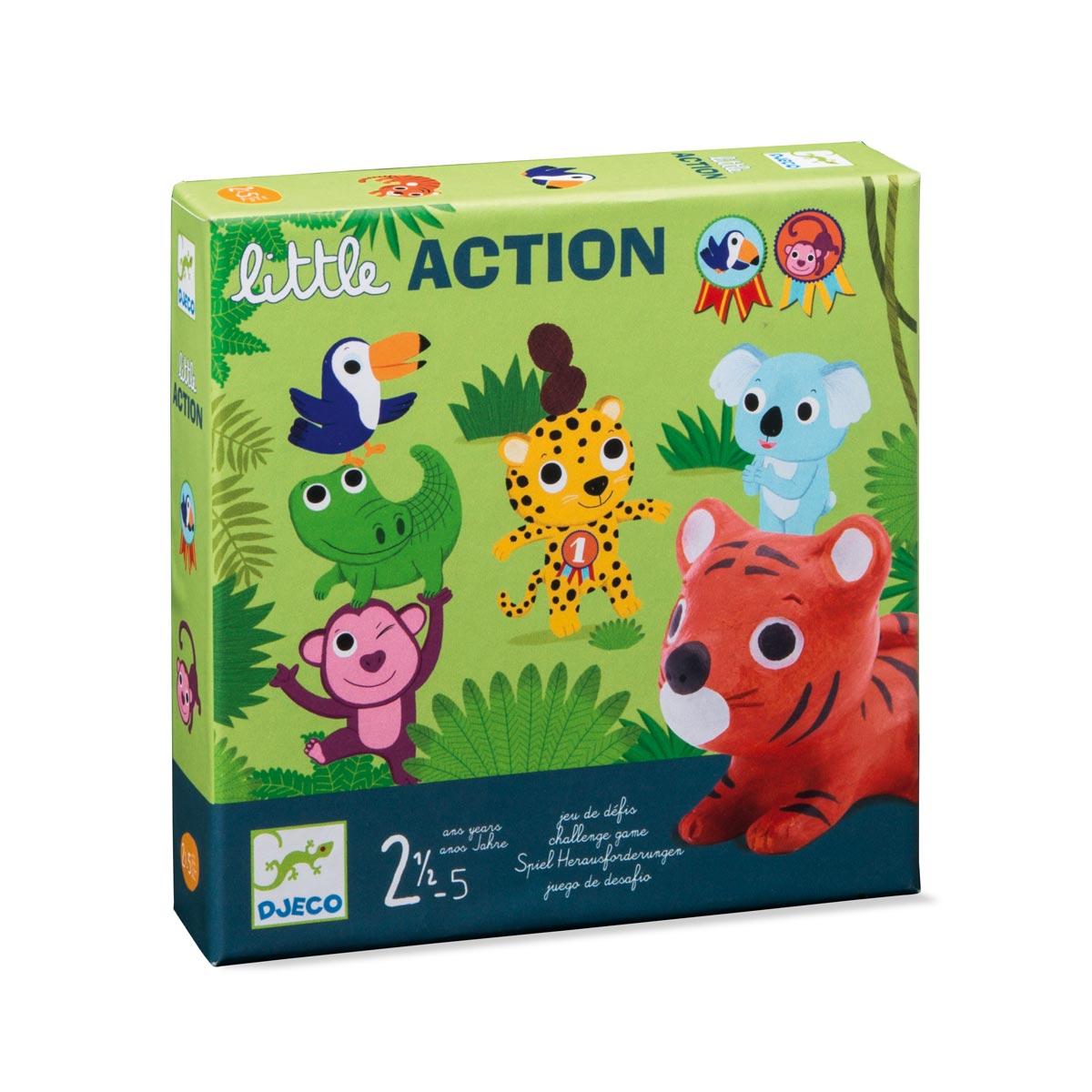 Djeco - Little Action pour Jeux Animaux Pour Fille
