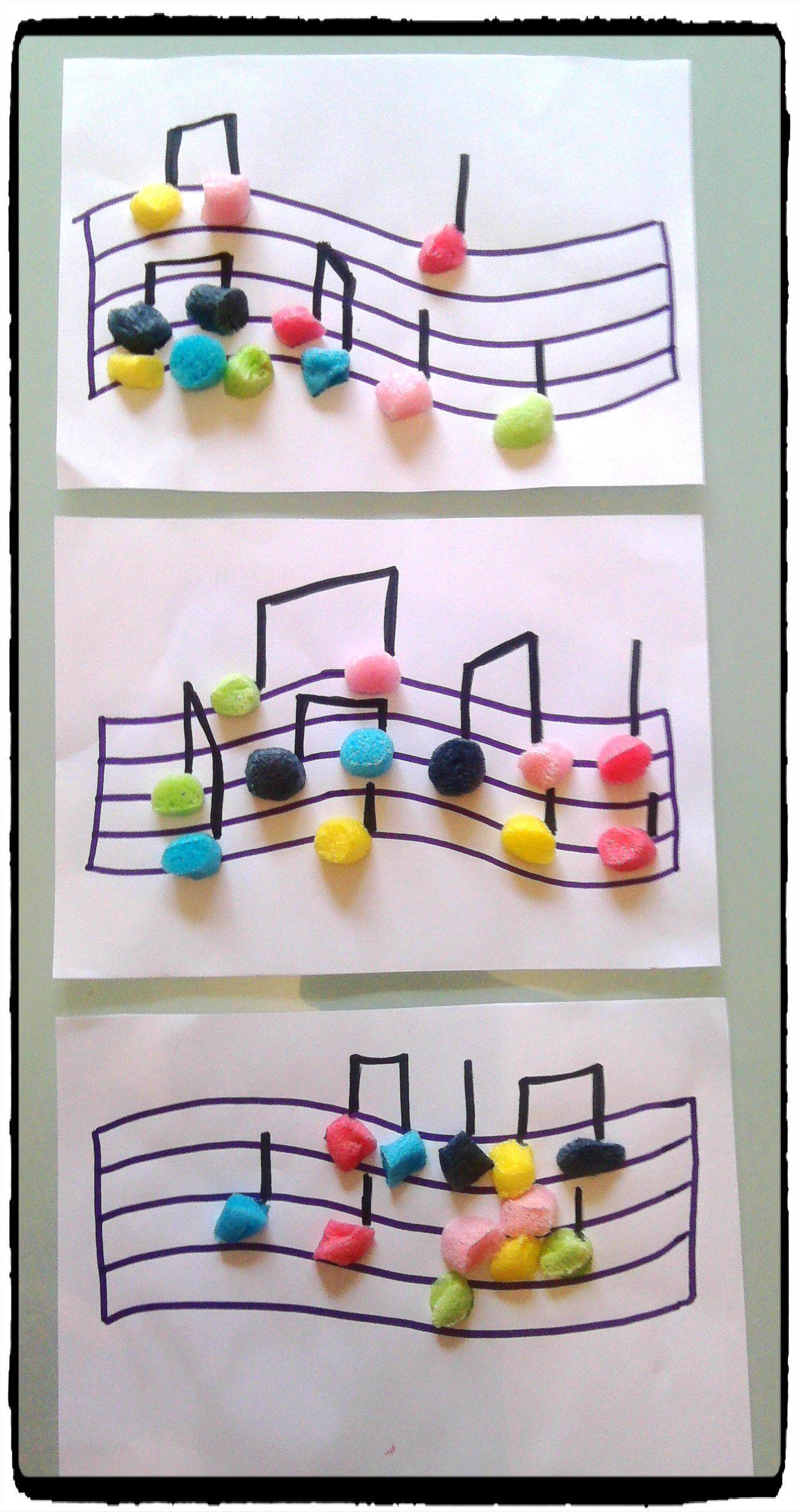 Do, Ré, Mi, Fa, Sol, La , Si, Do ! - | Activités Instruments intérieur Activité Musicale Maternelle