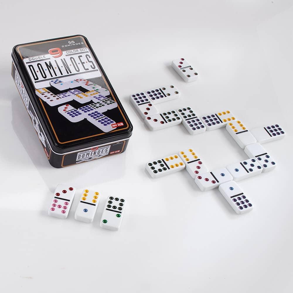 Domino avec Jeu Du Domino