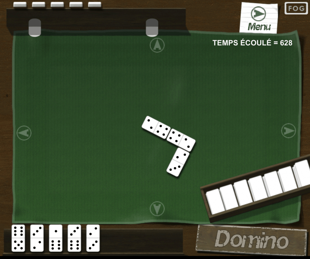 Domino – Jeu Web intérieur Jeux Domino Gratuit En Ligne