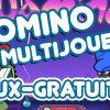 Domino Multijoueur : Jeu Gratuit En Ligne Sur Jeux-Gratuits destiné Jouer Au Domino Gratuitement