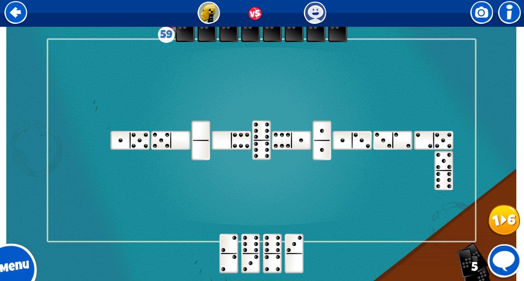 Domino Online 2.10.0 - Télécharger Pour Android Apk Gratuitement intérieur Jeux Domino Gratuit En Ligne