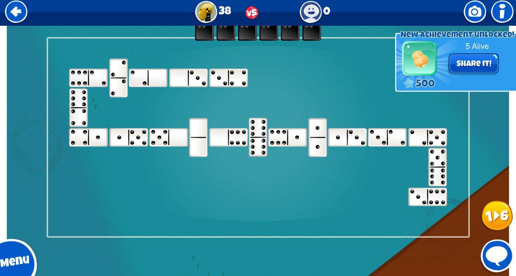 Domino Online 2.10.0 - Télécharger Pour Android Apk Gratuitement pour Jeux Domino Gratuit En Ligne