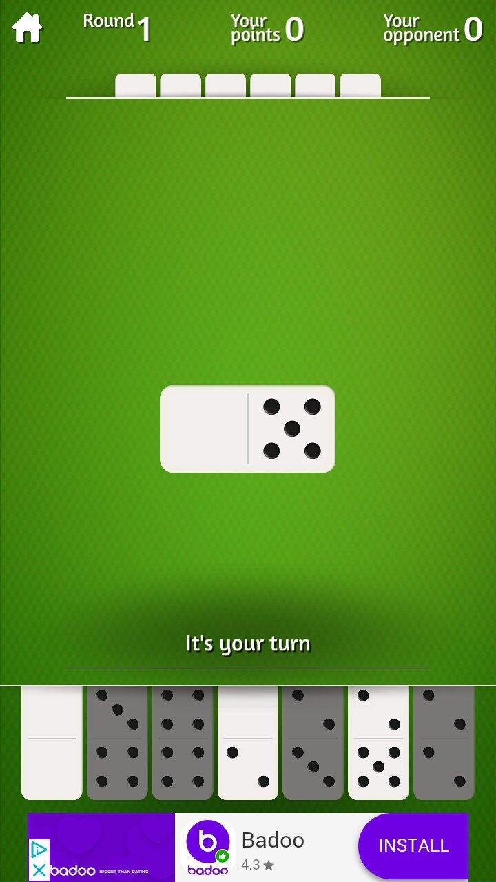 Dominos 1.29 - Télécharger Pour Android Apk Gratuitement destiné Jouer Au Domino Gratuitement