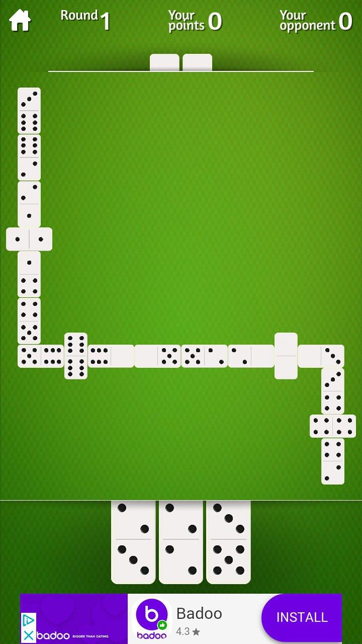 Dominos 1.29 - Télécharger Pour Android Apk Gratuitement pour Jouer Au Domino Gratuitement