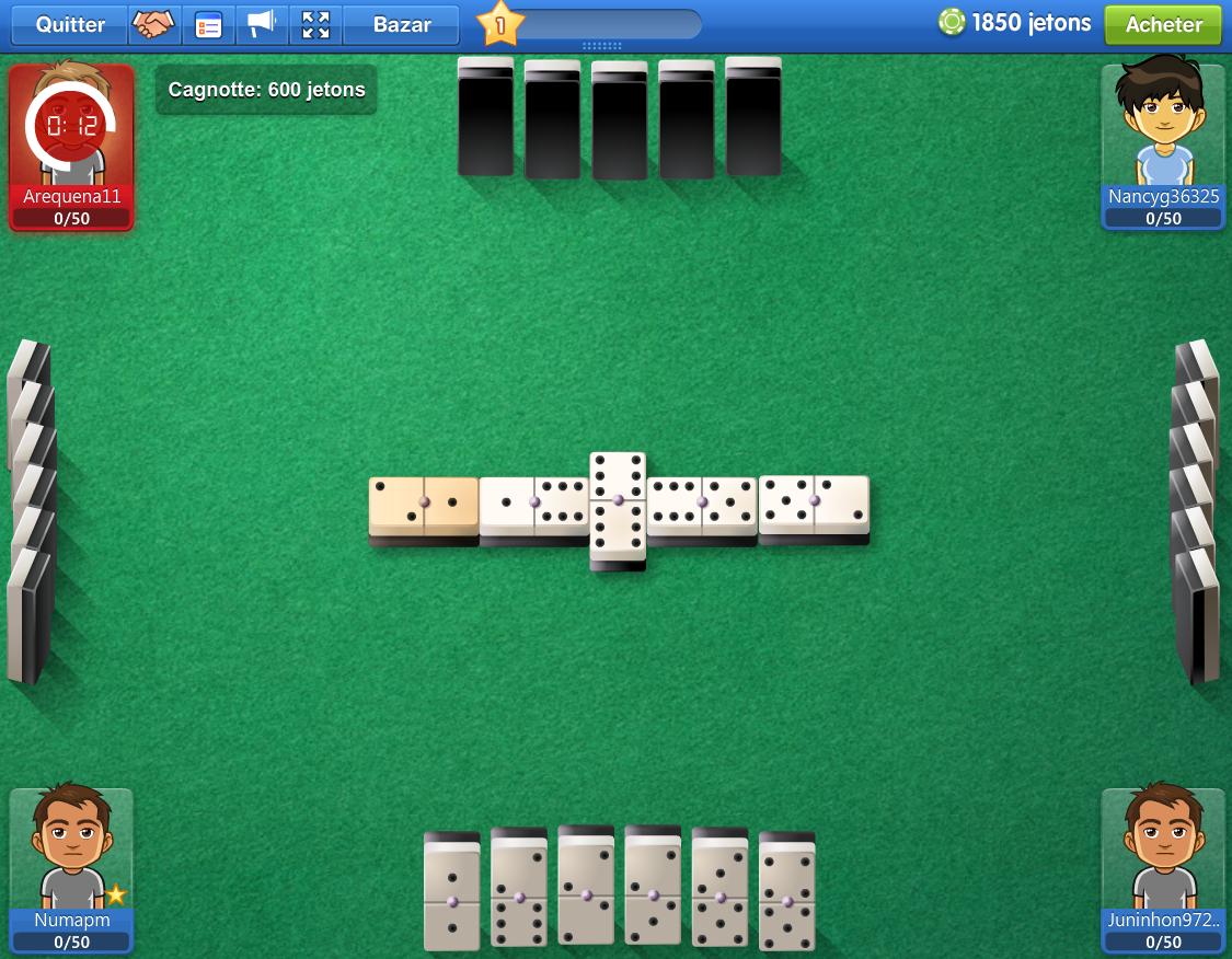 Dominos En Ligne Gratuits : Où Jouer ? à Jeux Pour Jouer Gratuitement