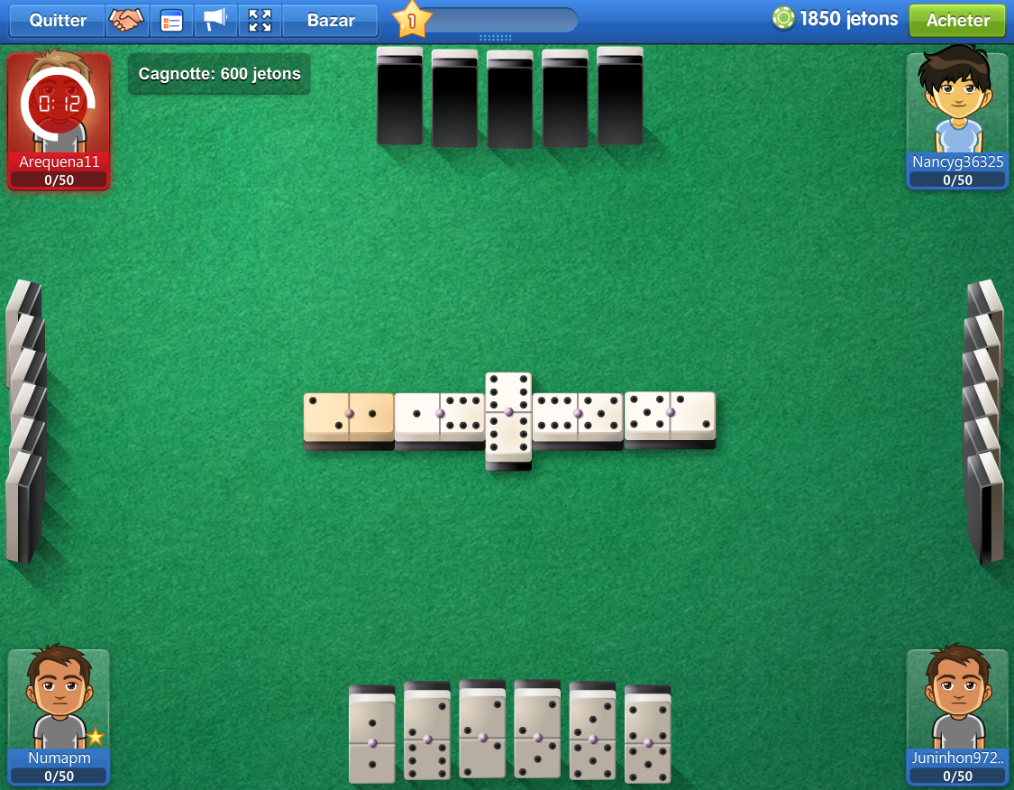 Dominos En Ligne Gratuits : Où Jouer ? intérieur Jeux Domino Gratuit En Ligne