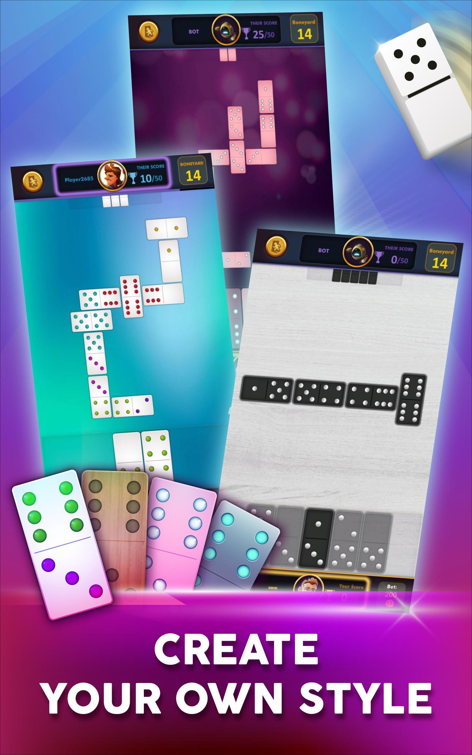 Dominos Hors Ligne Pour Android - Téléchargez L'apk serapportantà Jeux Domino Gratuit En Ligne