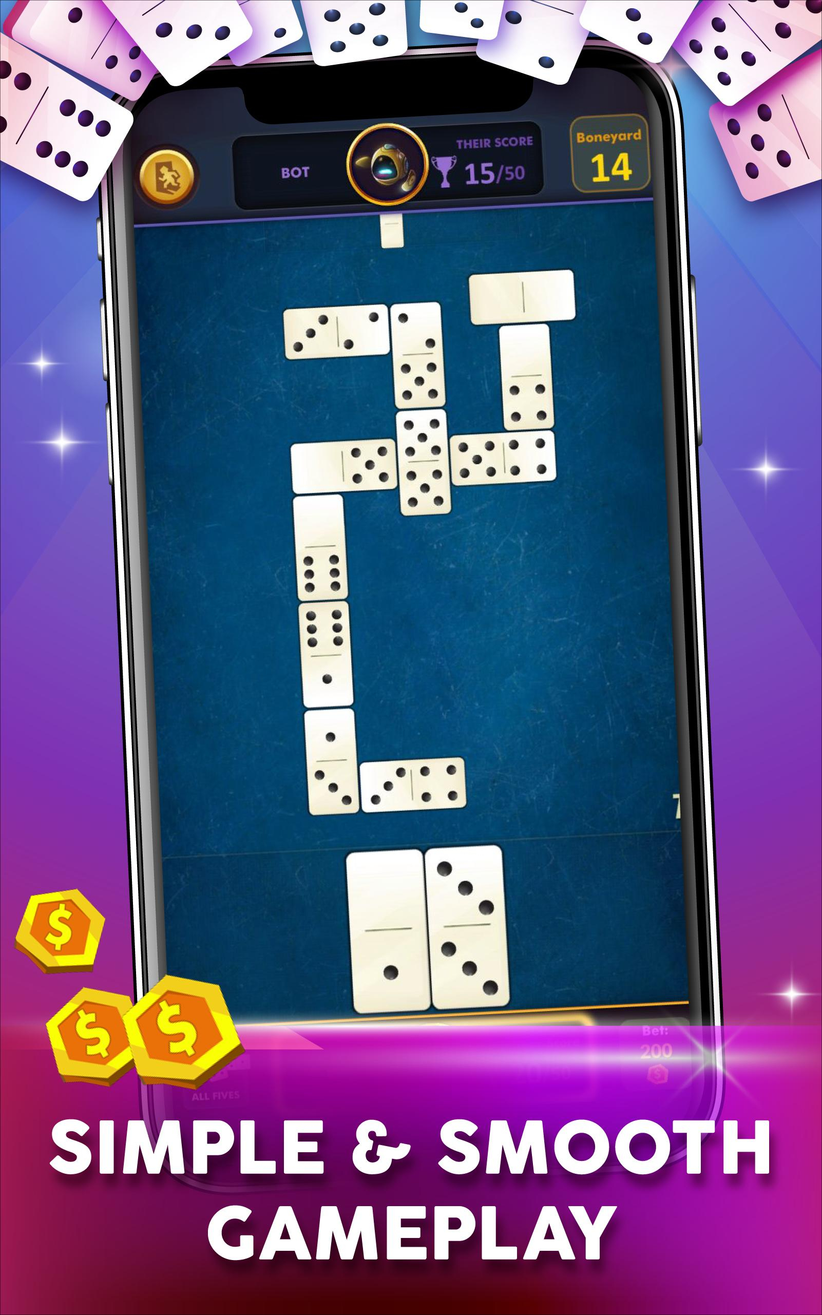 Dominos Hors Ligne Pour Android - Téléchargez L'apk tout Jeux Domino Gratuit En Ligne