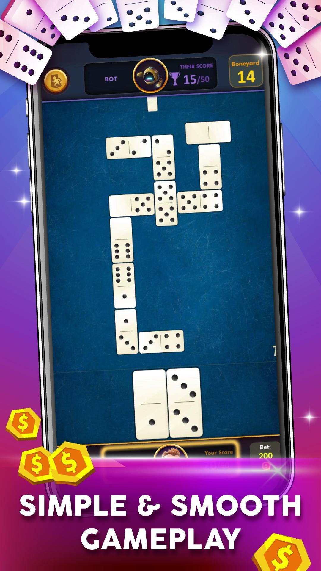 Dominos Hors Ligne Pour Android - Téléchargez L'apk tout Jouer Au Domino Gratuitement