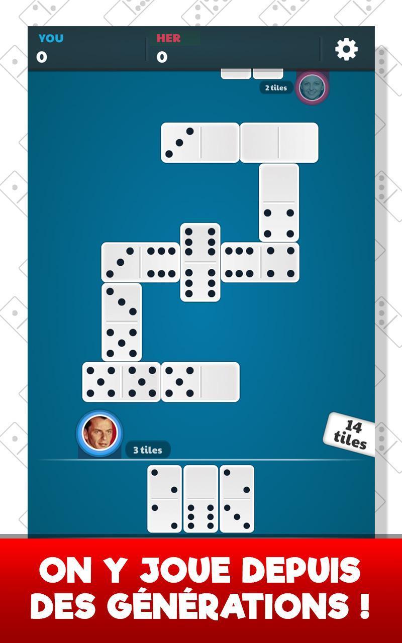 Dominos Pour Android - Téléchargez L'apk avec Jeux Domino Gratuit En Ligne