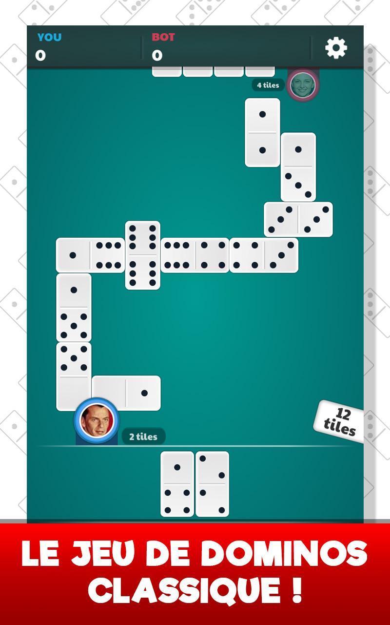 Dominos Pour Android - Téléchargez L'apk avec Jouer Au Domino Gratuitement