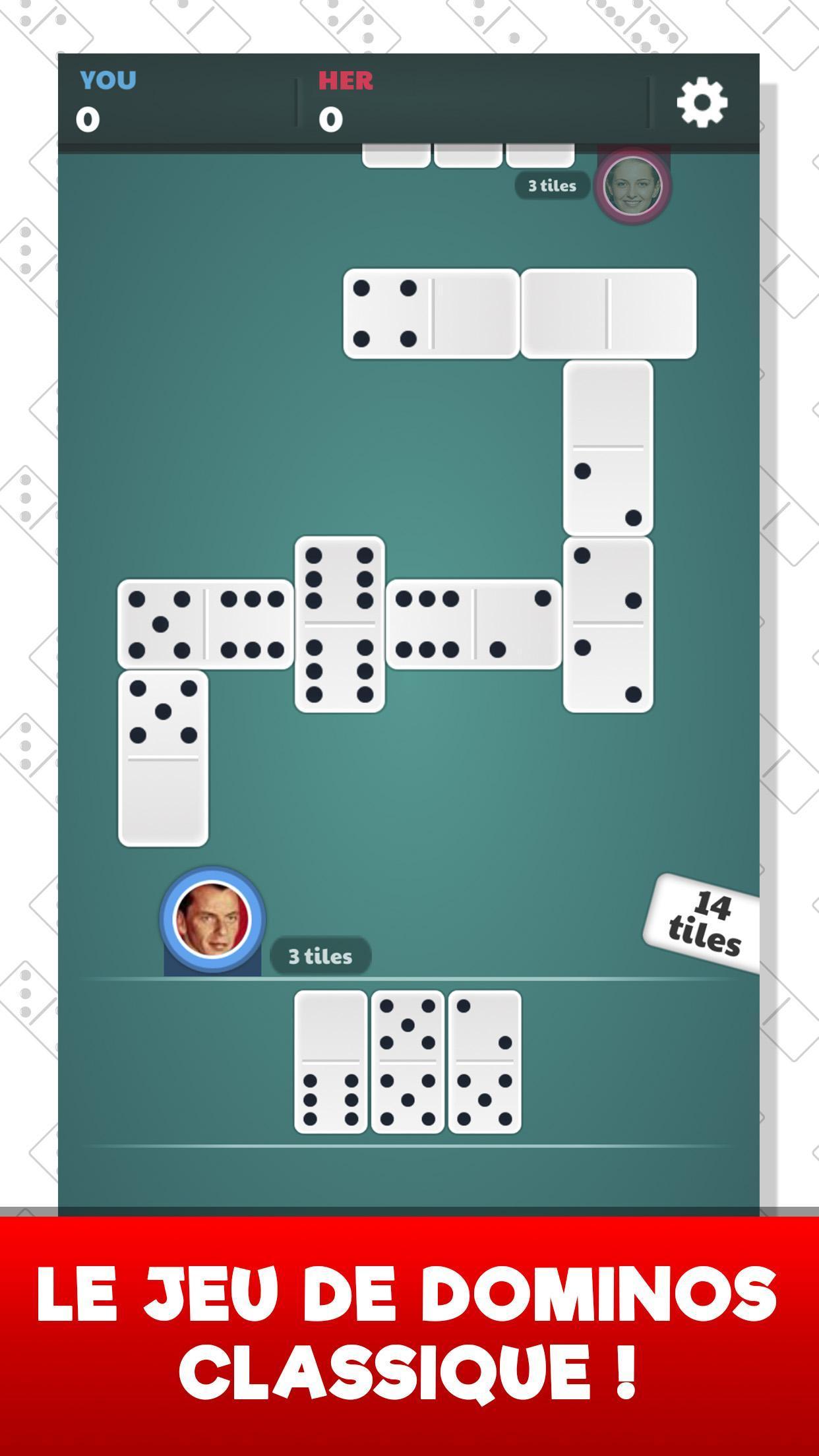 Dominos Pour Android - Téléchargez L'apk encequiconcerne Jouer Au Domino Gratuitement