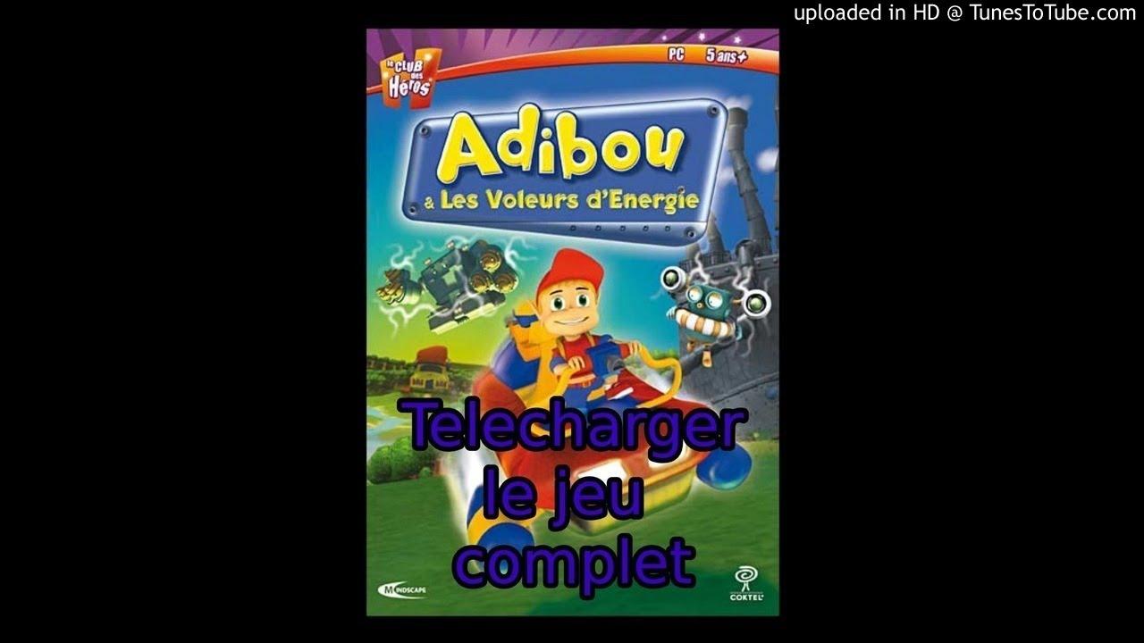 Download Adibou Et Les Voleurs D'énergie Pc - serapportantà Telecharger Adibou Gratuitement