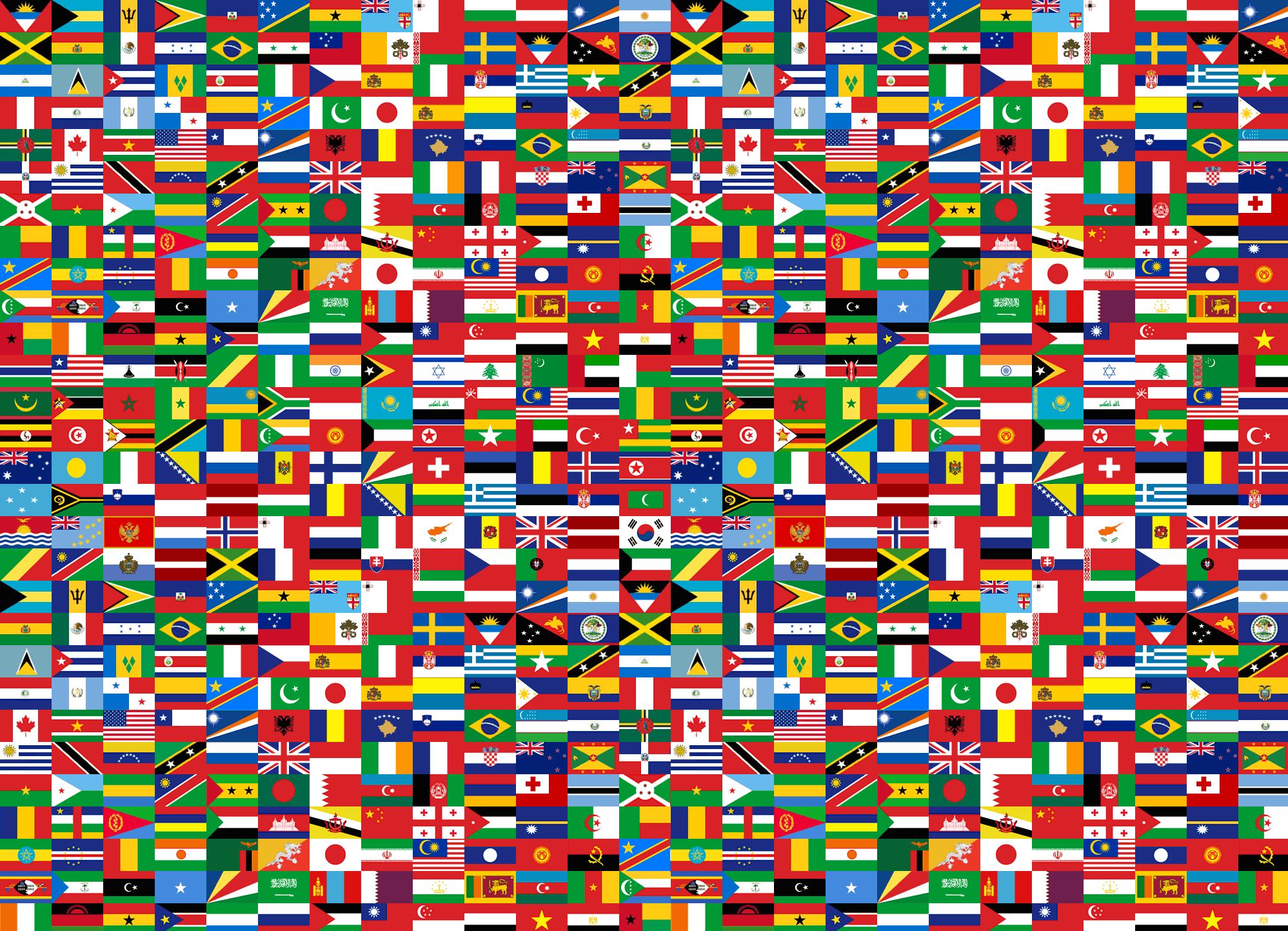 Drapeaux Du Monde Quiz - Jeux De Géographie encequiconcerne Jeux Geographie