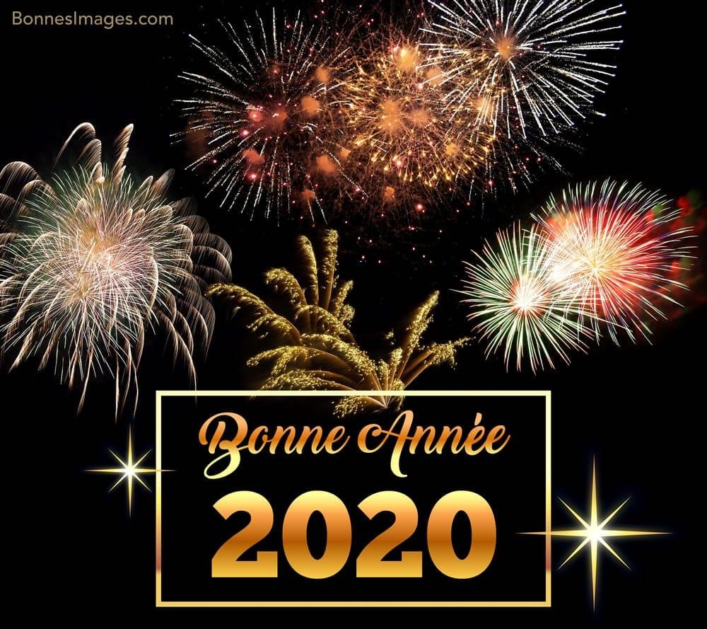 ᐅ Bonne Année 2020 Images, Photos Et Illustrations Pour encequiconcerne Carte De Bonne Année Gratuite A Imprimer