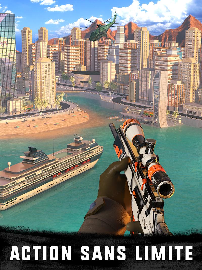 ▷ Télécharger Sniper 3D Assassin: Jeux De Tir Gratuit - Fps avec Jeux De Tire Gratuit