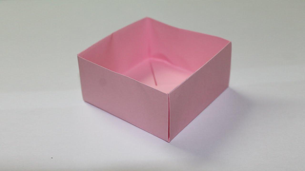 ▷1001+ Idées Comment Faire Une Boîte En Papier pour Gabarit Boite En Papier
