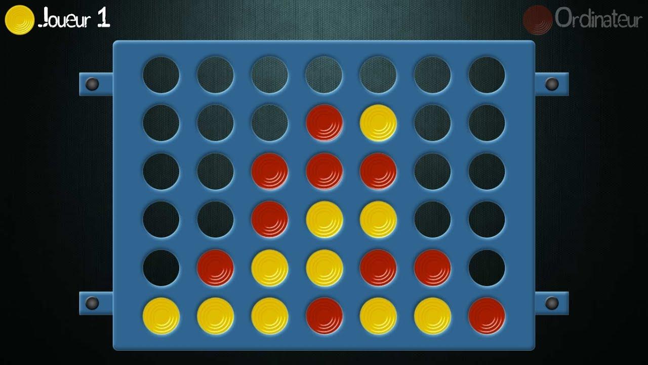 ▻ Puissance 4 [ Jeu De Stratégie Et De Coopération avec Puissance 4 En Ligne Gratuit Contre Autre Joueur