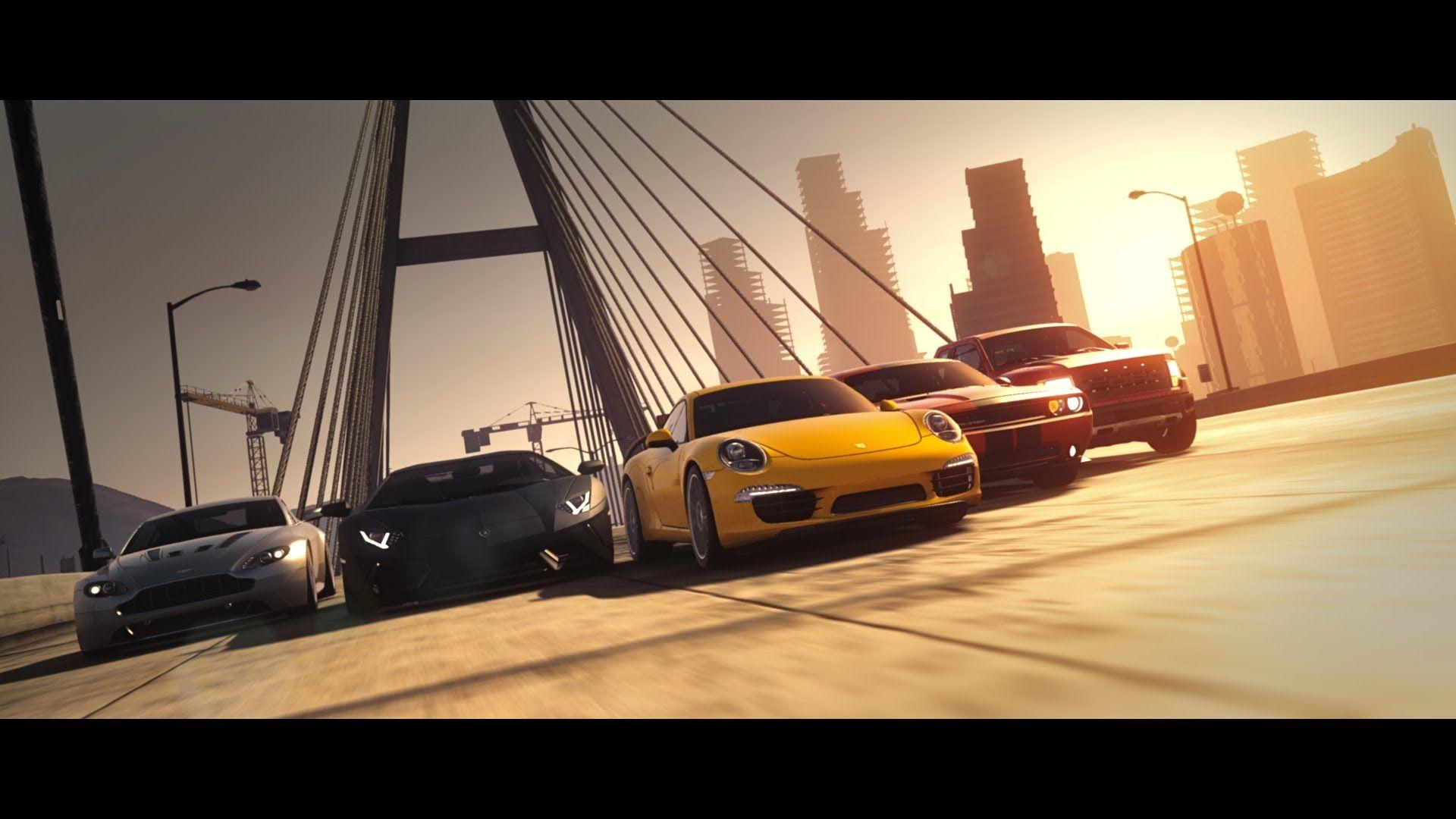 ♥ Reboot De L'opus Sorti En 2005, [Need For Speed : Most pour Jeux De Super Voiture