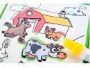 €4.07 8% De Réduction|Livre De Coloriage Enfant Enfants Animaux Peinture  Eau Magique Dessin Livre Avec Un Doodle Stylo Magique Enfants Livre De encequiconcerne Cahier De Coloriage Enfant