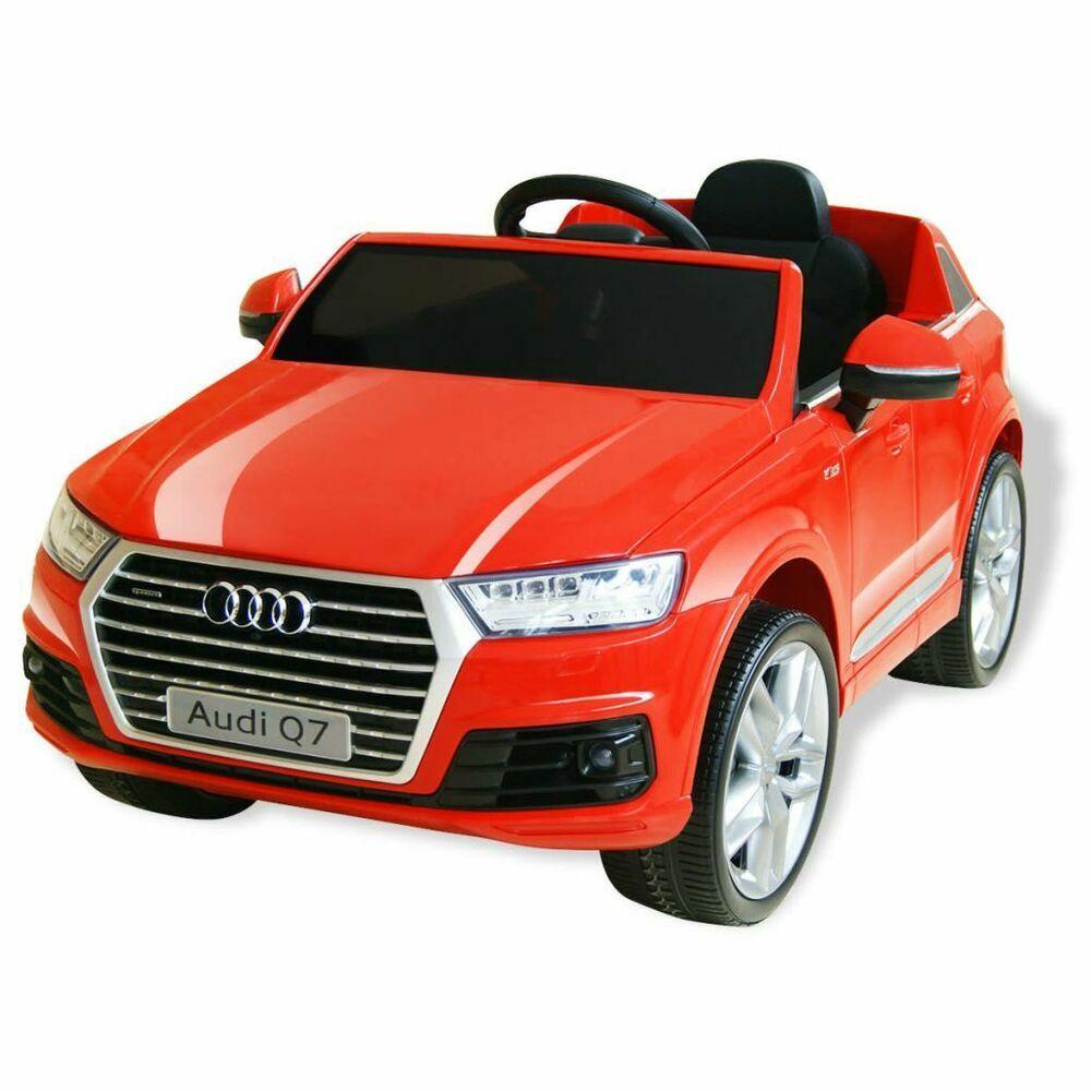 Ebay #sponsored Vidaxl Voiture Electrique Pour Enfants Audi serapportantà Plein De Jeux De Voiture